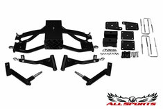"Club Car Precedent All Sports 4"" A-Arm Lift Kit"