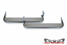 E-Z-Go TXT Nerf Bars W/ Diamond Inlay