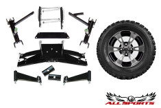 "22"" SS112 Tire/Wheel & Club Car DS 6"" A-Arm Combo"