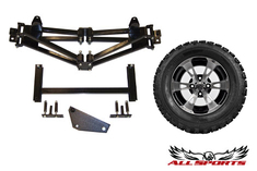 "22"" SS112 Tire/Wheel & Yamaha G14/16/19 7"" A-Arm Combo"