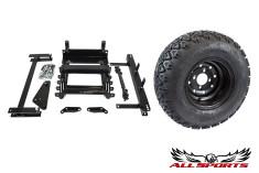 "22"" MOD Tire/Wheel & Yamaha G22 6"" G-Max Lift Combo"