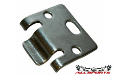 Club Car DS & Carryall Seat Hinge Plate