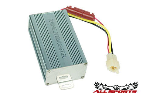 36V & 48V Golf Cart Voltage Reducer