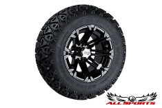 STI HD3 Gloss Black STI ATX TRAIL