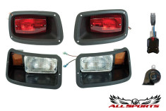 E-Z-GO TXT HID Deluxe Light Kit