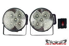 "4"" Round Driving Lights (LED)"