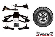 "Pro Fit on 10"" Octo Wheel & Precedent 4"" or 6"" A-Arm Combo"