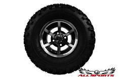 "10"" ITP SS6B Rims on 22"" Slasher Tires"