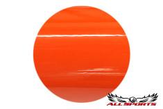 Custom Powder Coating - Orange