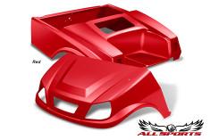 Club Car DS Spartan Body Set - Standard