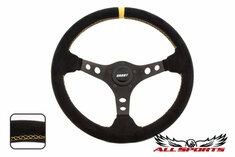Grant Suede Series Steering Wheel (Comes in 4 Colors)