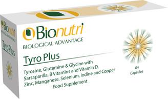 BioNutri Tyro Plus 84 Capsules