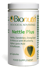 BioNutri Nettle Plus 30 Capsules