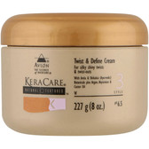 KeraCare Natural Textures Twist & Define Cream 227g