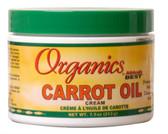 Africa's Best Organics Carrot Oil Cream 7.5oz