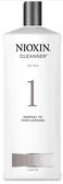 Nioxin Cleanser 1 Shampoo 33.8oz