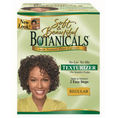Botanicals No Lye Texturizer Kit Regular