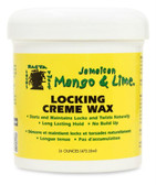 Jamaican Mango Lime Locks and Twist Locking Creme Wax 16oz