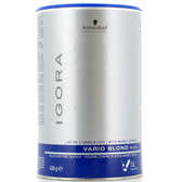 Schwarzkopf IGORA Vario Blond Plus  Hair Bleach Powder