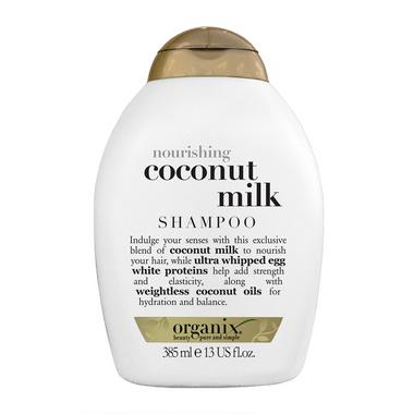 Organix Coconut Milk Shampoo 385ml