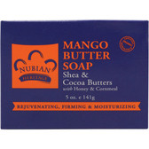 Nubian Mango Butter Soap 5oz