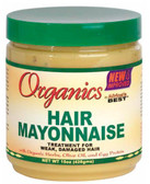 Organics Hair Mayonnaise 15oz