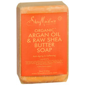 Shea Moisture Argan Oil & Raw Shea Butter Soap 8oz