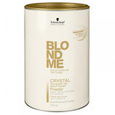 Schwarzkopf BLONDME Crystal Transparent Gel Bleach Powder