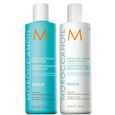 Moroccan Oil Moisture Repair Shampoo Conditioner Duo Pack 250ml
