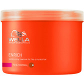 Wella Professional Enrich Treatment Fine/Normal Hair 500ml
