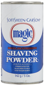Magic Shave Shaving Powder Regular Strength Blue 5oz