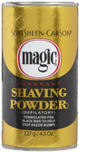 Magic Shave Shaving Powder Fragrant Gold 4.5oz