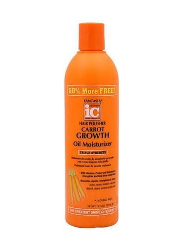 Fantasia ic hair polisher carrot growth oil moisturizer 12oz the fantasia ic hair polisher carrot growth oil moisturizer 12oz sciox Images