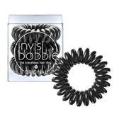 Invisibobble Traceless Hair Ring x 3 True Black