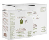 Syntonics Botanical Conditioning Creme Relaxer Sensitive Scalp 6 Application