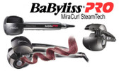 Babyliss Pro MiraCurl Professional Steam Tech Hair Curling Machine