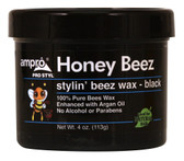 Ampro Beez Stylin' Beez Wax Black 113g