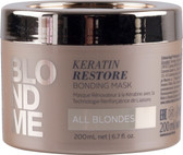 Schwarzkopf BlondMe Keratin Restore Bonding Mask 200ml