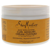 Shea Moisture Raw Shea Butter Curl Cream Custard 340g