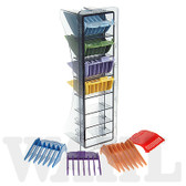 Wahl Clipper Cutting Guides / Attachment Set Colored