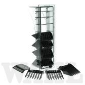 Wahl Clipper Cutting Guides / Attachment Set Black