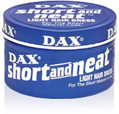 DAX Short & Neat Hair Dress 3.5oz