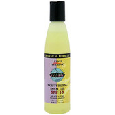 Clear Essence Lemon Plus Vitamin C Body Oil SPF10 4oz