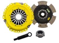 ACT 2002 Mini Cooper HD/Race Rigid 6 Pad Clutch Kit