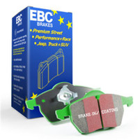 EBC 02-03 Mini Hardtop 1.6 Greenstuff Front Brake Pads