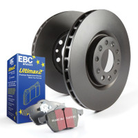 Stage 20 Kits Ultimax2 and RK Rotors Front+Rear