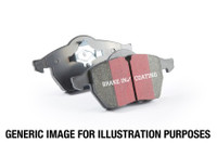 EBC 14+ Mini Hardtop 1.5 Turbo Cooper Ultimax2 Rear Brake Pads