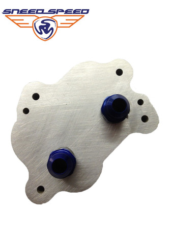 MINI Oil Cooler Plate R53