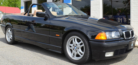 E36 convertible roll bar