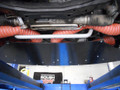 sneed speed e36 m3 front splitter bottom view from rear